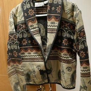 Hieroglyphics design jacket